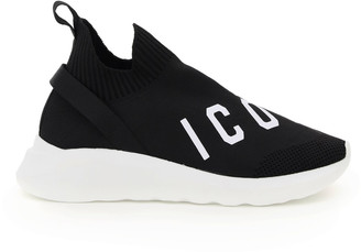 DSQUARED2 Speedster Sock Sneakers Icon