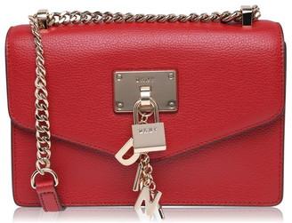 DKNY Elissa Small Flap Over Shoulder Bag