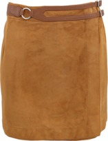 Derek Lam 10 Crosby Belted Wrap Skirt