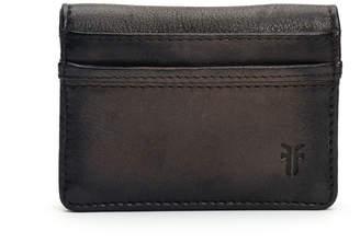Frye Men's Murray Antiqued Leather Card Case
