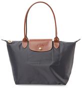 Longchamp Le Pliage Long Handle Small Nylon Tote Bag