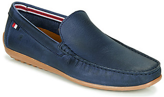 Casual Attitude JALAYARE men's Loafers / Casual Shoes in Blue