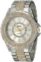 XOXO Women's XO5741 Analog Display Analog Quartz Watch