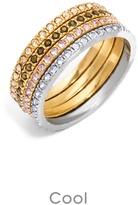 BaubleBar Warm & Cool Ring Set