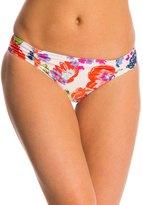 Splendid Full Bloom Reversible Retro Hipster Bikini Bottom 8143090