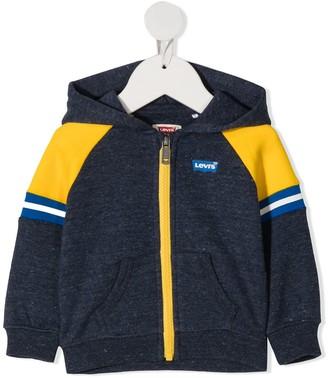Levi's Hooded Zip-Up Jacket