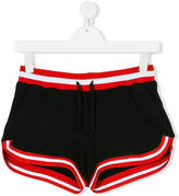 Stella McCartney contrast trim shorts