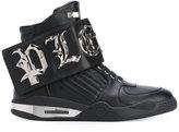 Philipp Plein 'Bye' hi-top sneakers
