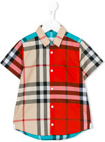 Burberry Fredrick shirt - kids - Cotton - 4 yrs