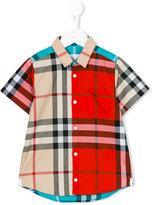 Burberry Fredrick shirt - kids - Cotton - 8 yrs