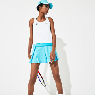 Lacoste Women's SPORT Roland Garros Performance Tank Top