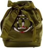 Olympia Le-Tan Olympia Le Tan Khaki Cloth Handbags