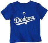 Majestic Infant Kemp Player N&N Tee S/S - LA Dodgers - 24M