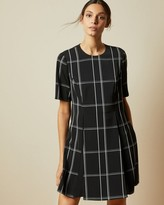 Ted Baker Checked Playsuit