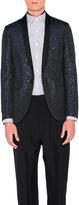 Lanvin Slim Fit Shawl Collar Jacket