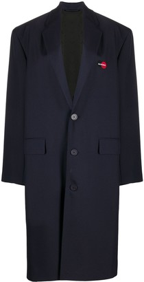 Balenciaga Uniform boxy-fit coat