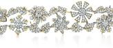 Diamond jardinet bracelet