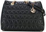 MICHAEL Michael Kors quilted shoulder bag - women - Leather - One Size