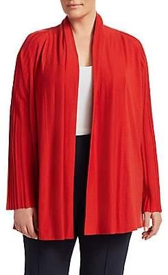 Marina Rinaldi Marina Rinaldi, Plus Size Women's Knit Open-Front Cardigan