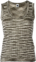 M Missoni knitted top - women - Cotton/Polyamide/Viscose/Metallic Fibre - 38