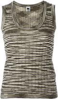 M Missoni knitted top - women - Cotton/Polyamide/Viscose/Metallic Fibre - 40