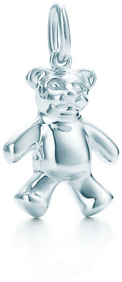 Tiffany & Co. Teddy Bear charm in sterling silver