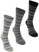Firetrap Mens Socks Gift Set Elasticated Smart Elegant Occasion Accessories