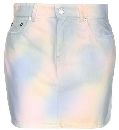 Thumbnail for your product : Ganni Denim skirt