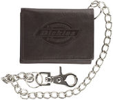 Dickies Tri-Fold Wallet with Chain