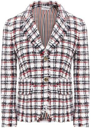 Thom Browne Tweed Blazer