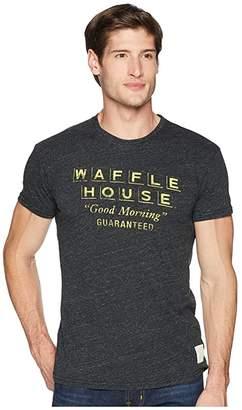 Original Retro Brand The Short Sleeve Vintage Tri-Blend Waffle House Tee