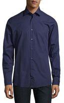 Strellson Santos Cotton Casual Button-Down Shirt