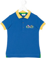 Fendi Bag Bugs polo shirt - kids - Cotton - 4 yrs