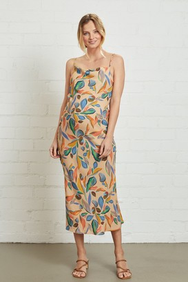 Maternity Crepe Fillipa Dress