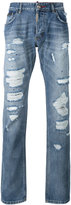 Philipp Plein Desire jeans - men - Cotton/Polyester - 32