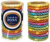 L. Erickson Grab & Go Pony Elastics Tube