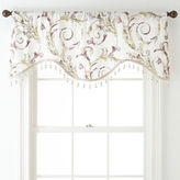 Royal Velvet Diane Rod-Pocket Festoon Valance