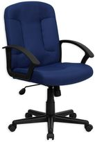 Flash Furniture Fabric Mid-Back Swivel Office Chair