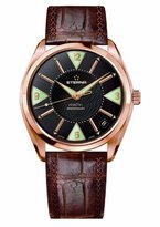 Eterna Men's 1210.69.43.1183 Kontiki Rose Gold Anniversary Watch