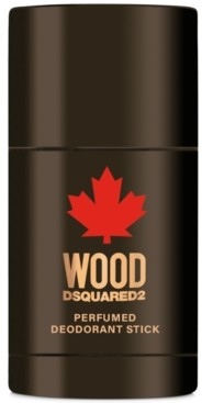 DSQUARED2 Men's Wood For Him Deodorant Stick, 2.5-oz.