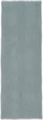Loewe Anagram Wool & Silk Scarf