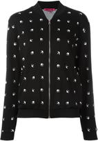 McQ by Alexander McQueen swallow zip cardigan