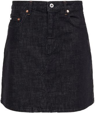 McQ Denim Mini Skirt
