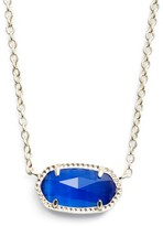 Kendra Scott Women's Elisa Birthstone Pendant Necklace