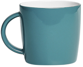 Torre & Tagus Short Cova Two-Tone Ceramic Mug