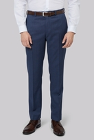 DKNY Slim Fit Blue Pinhead Pants
