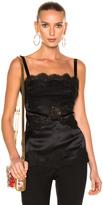 Dolce & Gabbana Lace Teddy