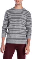 Qi Variegated Stripe Cashmere Sweater