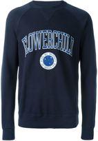 Diesel flowerchild print sweatshirt