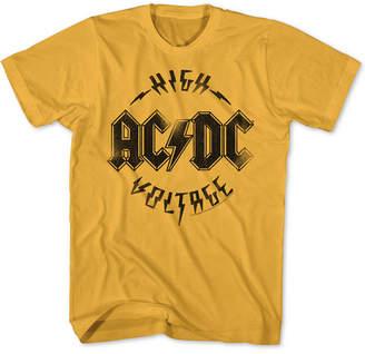 Men Acdc High Voltage Graphic T-Shirt